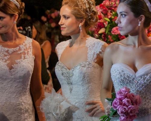 Acerte no vestido de noiva e seja feliz