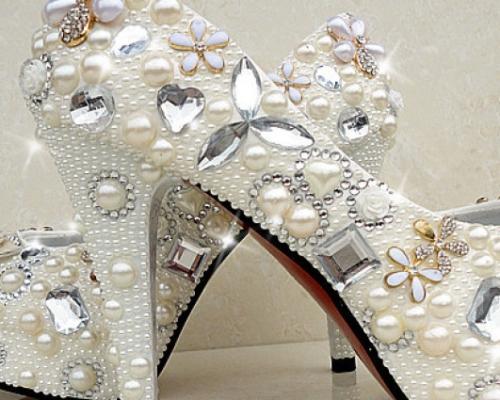 Como escolher o sapato de noiva
