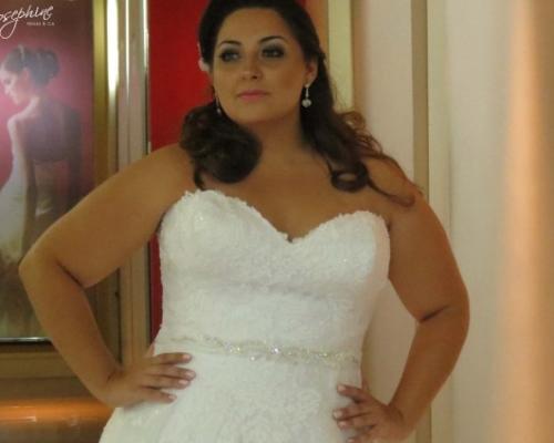 Como escolher o vestido de casamento plus size dos seus sonhos!