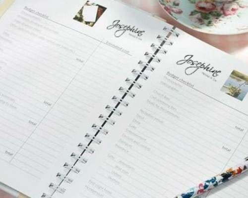 Os preparativos do seu casamento