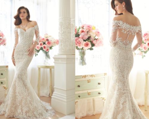 Tendências de vestidos de noivas para 2017