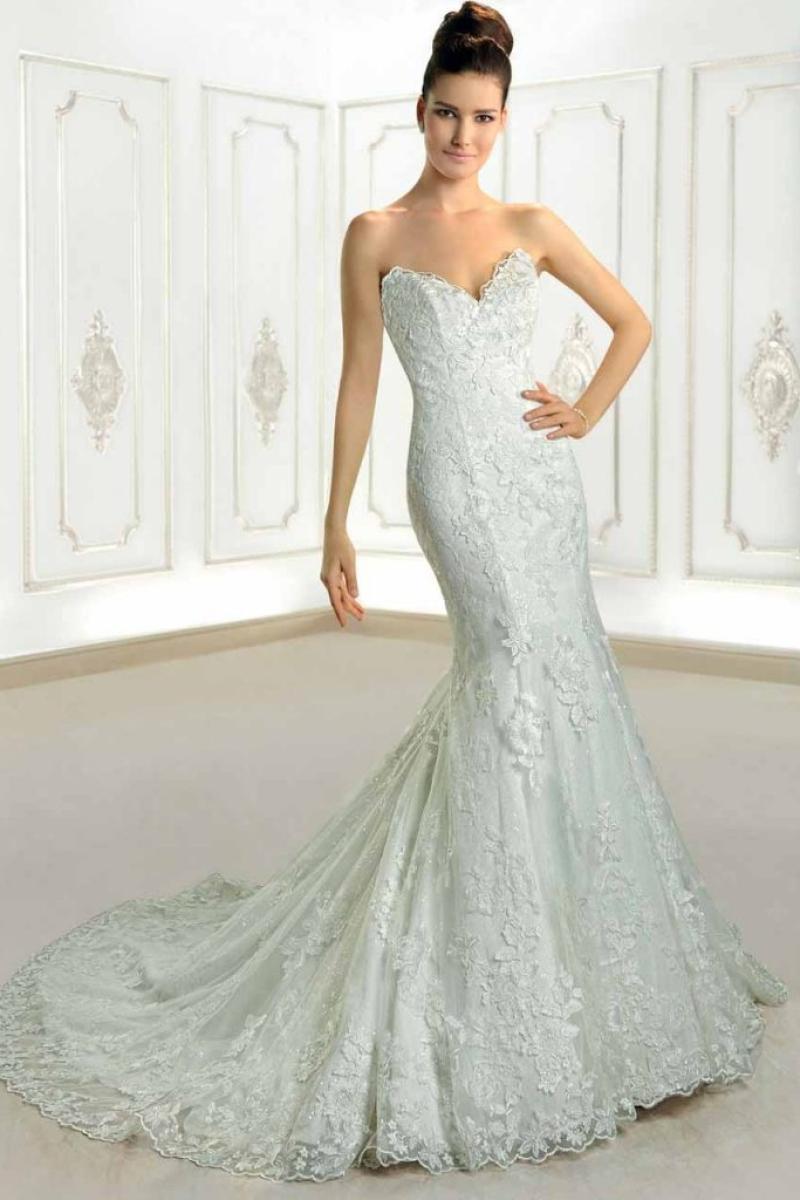 Vestido de Noiva – tomara que caia