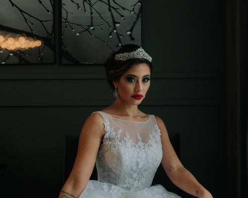 Ensaio de noivas em SJC