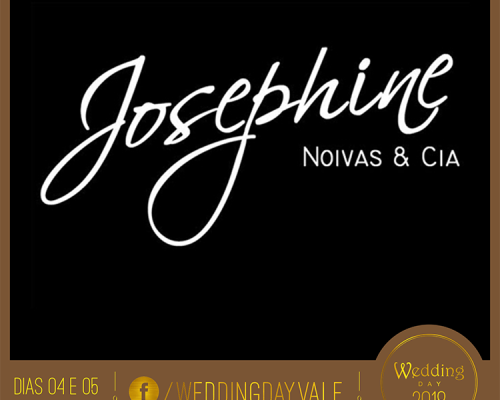 Josephine Noivas participará de feira de noivas em São José dos Campos