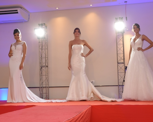 Desfile de noiva SJC | Revista Preview