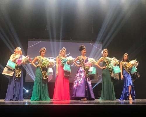 Seletiva regional do Miss São Paulo 2019 é realizada em SJC com o patrocínio da Josephine Noivas.