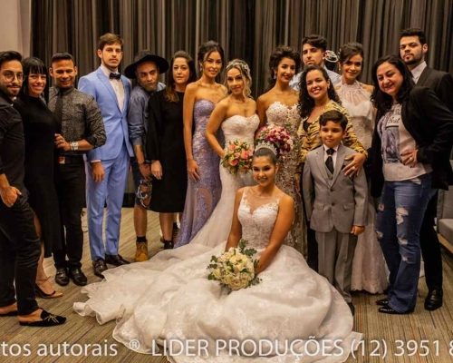 Josephine participa da Feira Festas & Noivas em Jacareí – SP