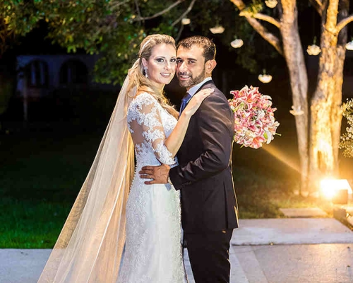 Vestido de noiva | Casamento Tamara e Rodrigo