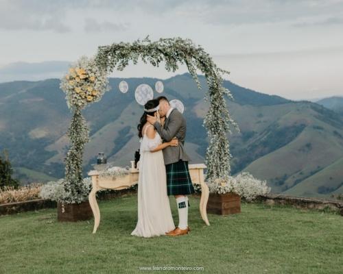 Casamento Elopement Wedding | Vestido para noiva