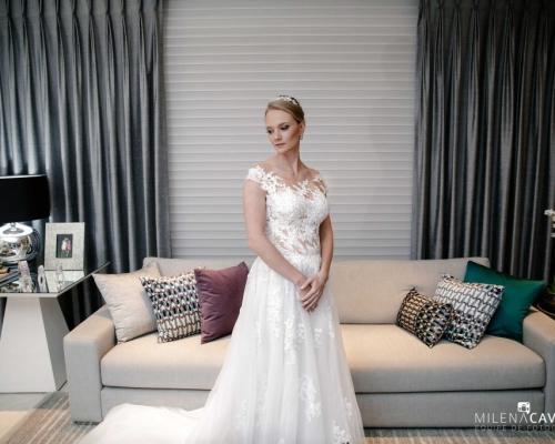 Inspiração para Vestido de Noiva