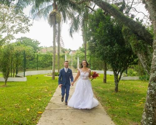 Brunch de casamento em espaço de eventos no interior de SP