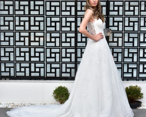 Modelos de inspiração para vestido de noiva