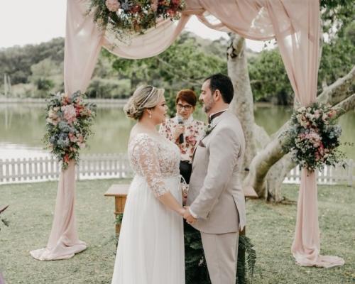 Casamento cheio de amor – Carol & Alexandre