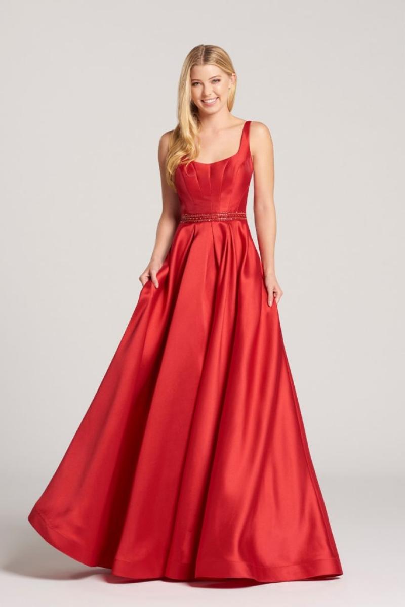 Vestido de Festa – Princesa Vermelho