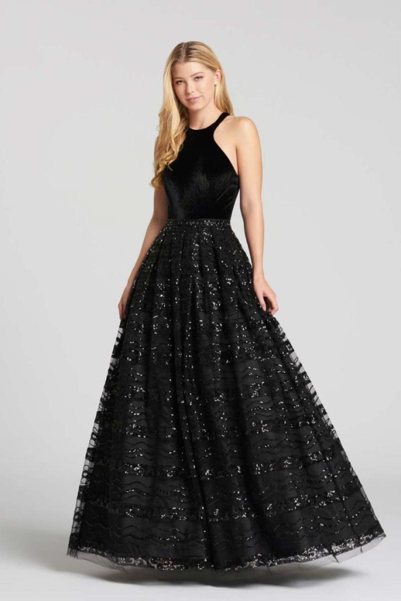 Vestido de Festa Princesa Preto