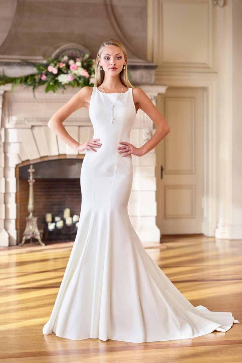 Vestido de Noiva – Sereia sem bordados