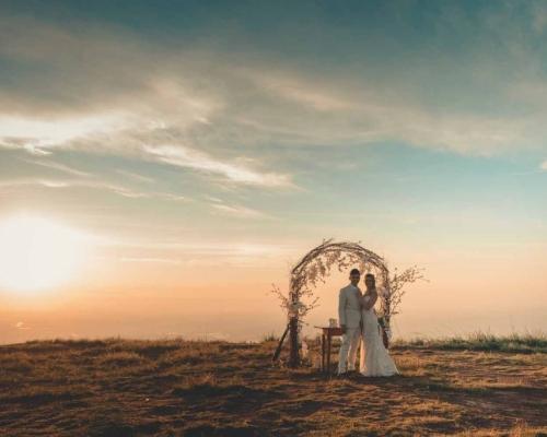 Casamento nas montanhas em Santo Antônio do Pinhal