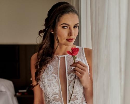 Inspiração e tendência para vestido de noiva