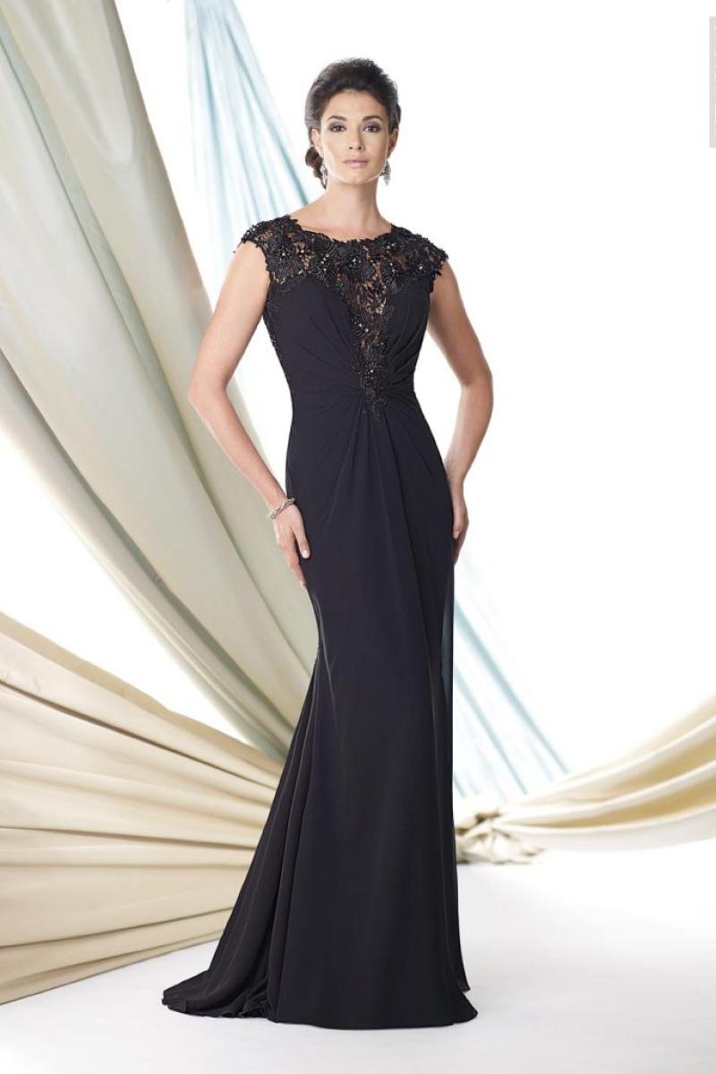 Vestido de Festa – Sereia Preto