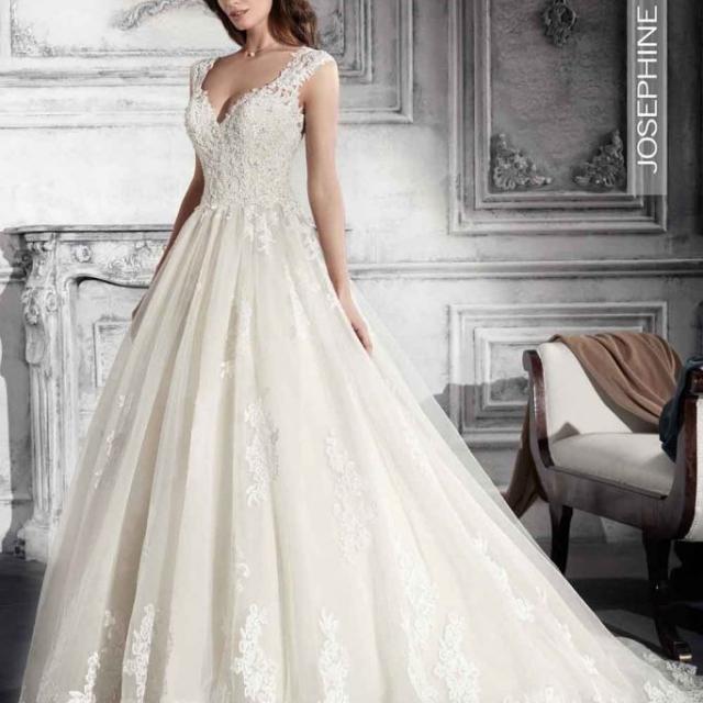 Vestido de Noiva – Princesa de Renda