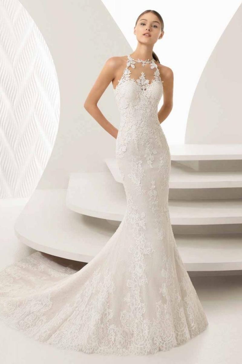 Vestido de Noiva – Rosá Clara ABIRA