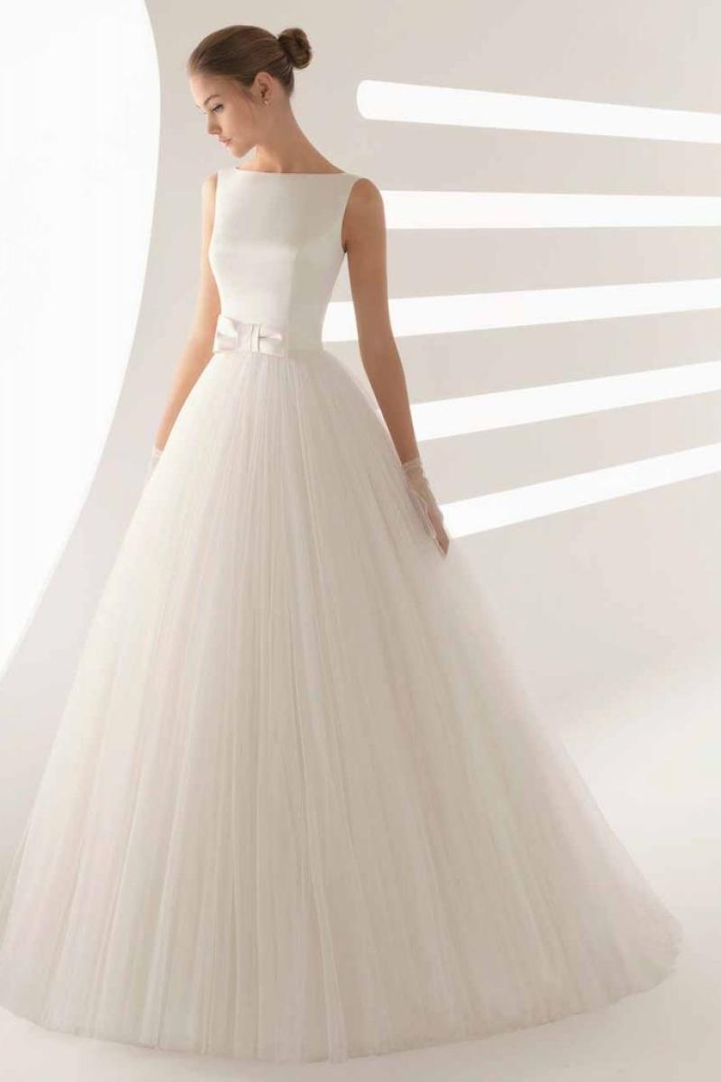 Vestido de Noiva – Rosá Clara AIDA
