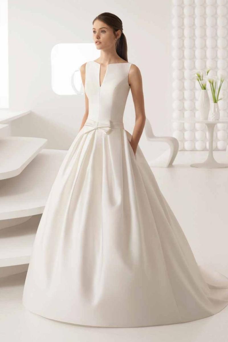 Vestido de Noiva – Rosá Clara ARAS