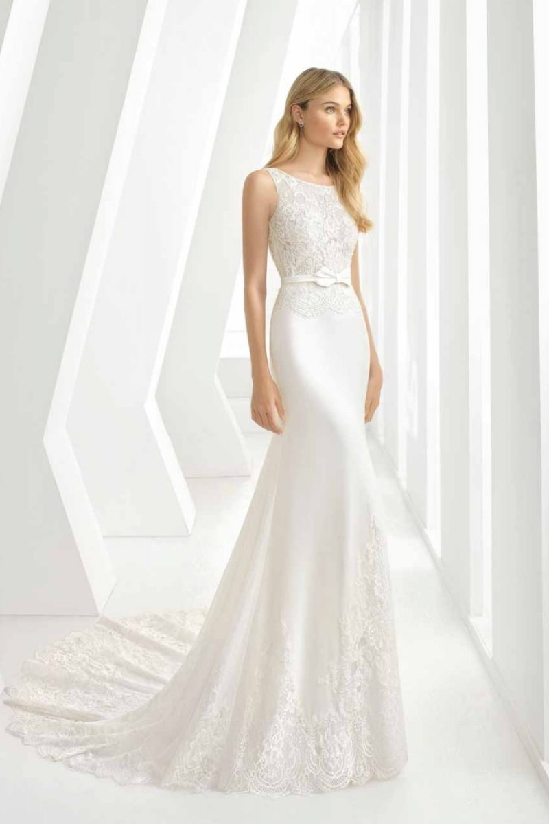Vestido de Noiva – Rosá Clara DAMASC