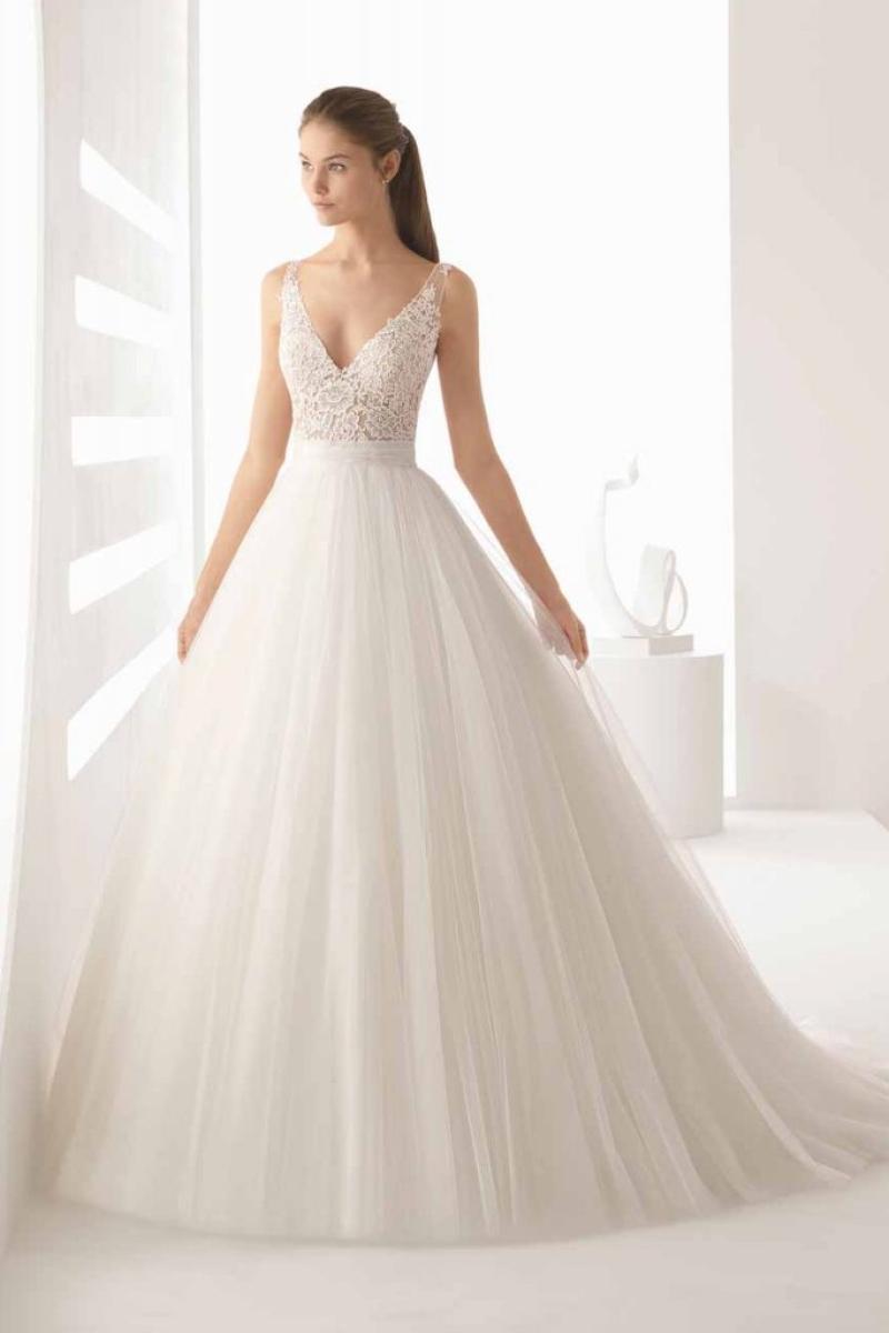 Vestido de Noiva – Rosá Clara DAVID