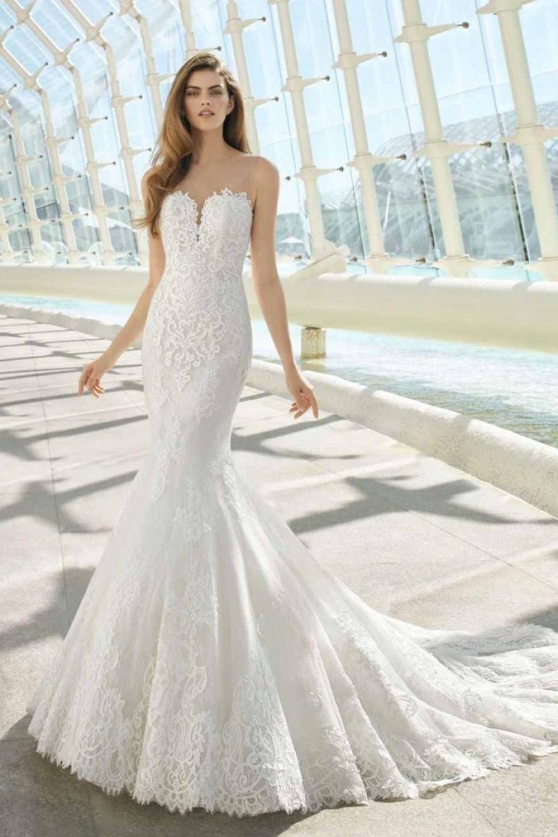 Vestido de Noiva – Rosá Clara DAY