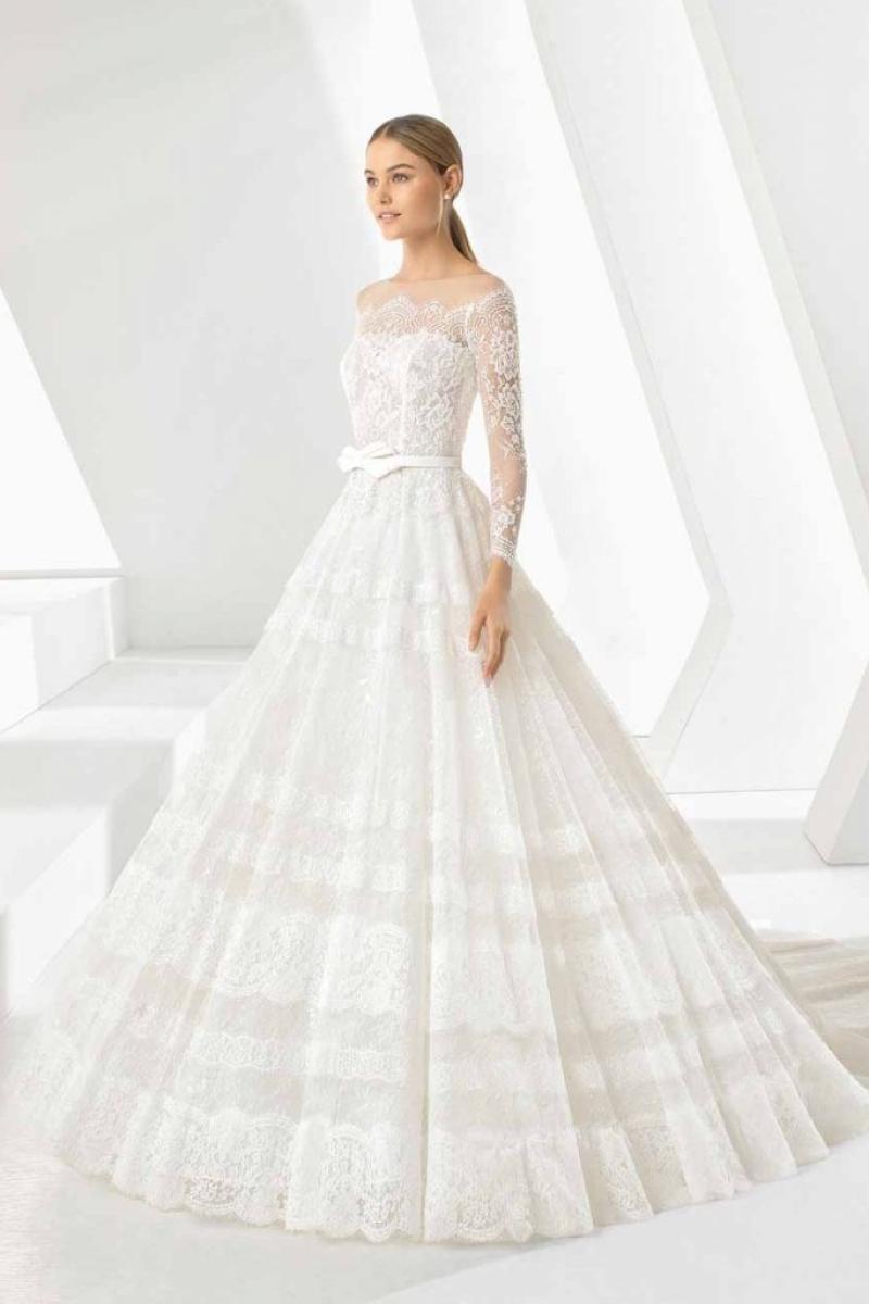 Vestido de Noiva – Rosá Clara DELA