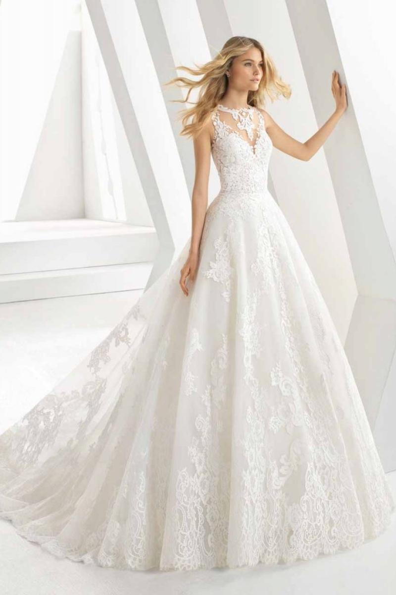 Vestido de Noiva – Rosá Clara DESEO