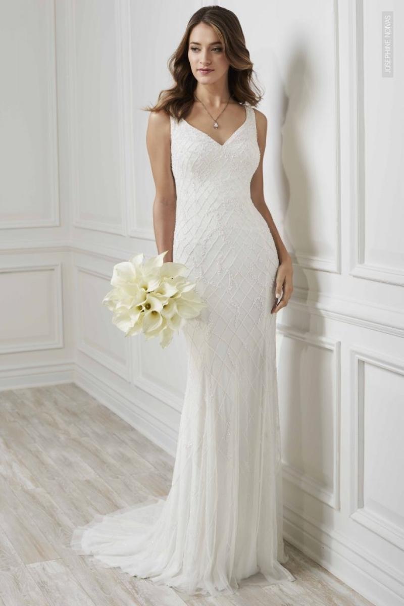 Vestido de Noiva – Semi Seria bordado