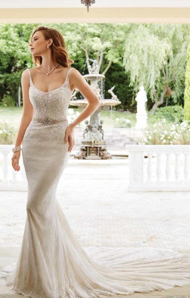 Vestido de Noiva – Sereia de Alças