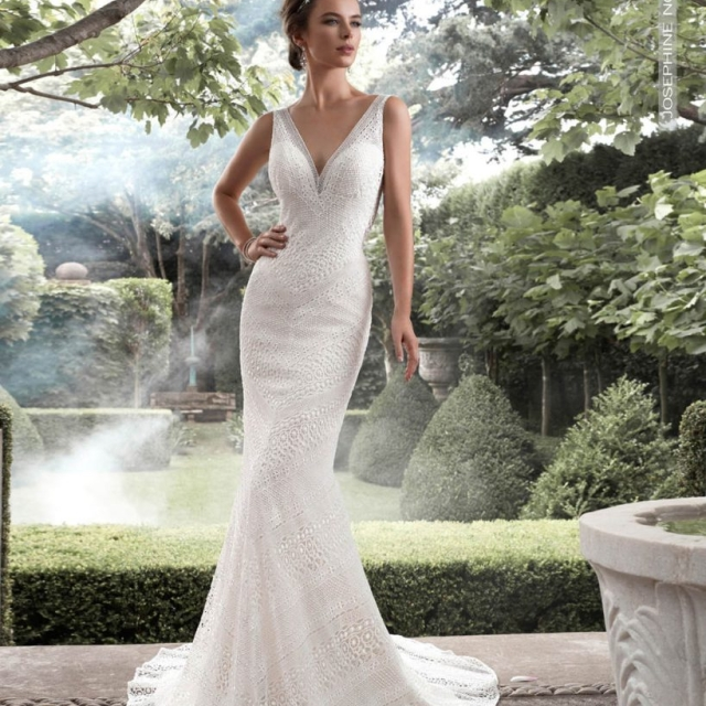 Vestido de Noiva – Sereia de rendas