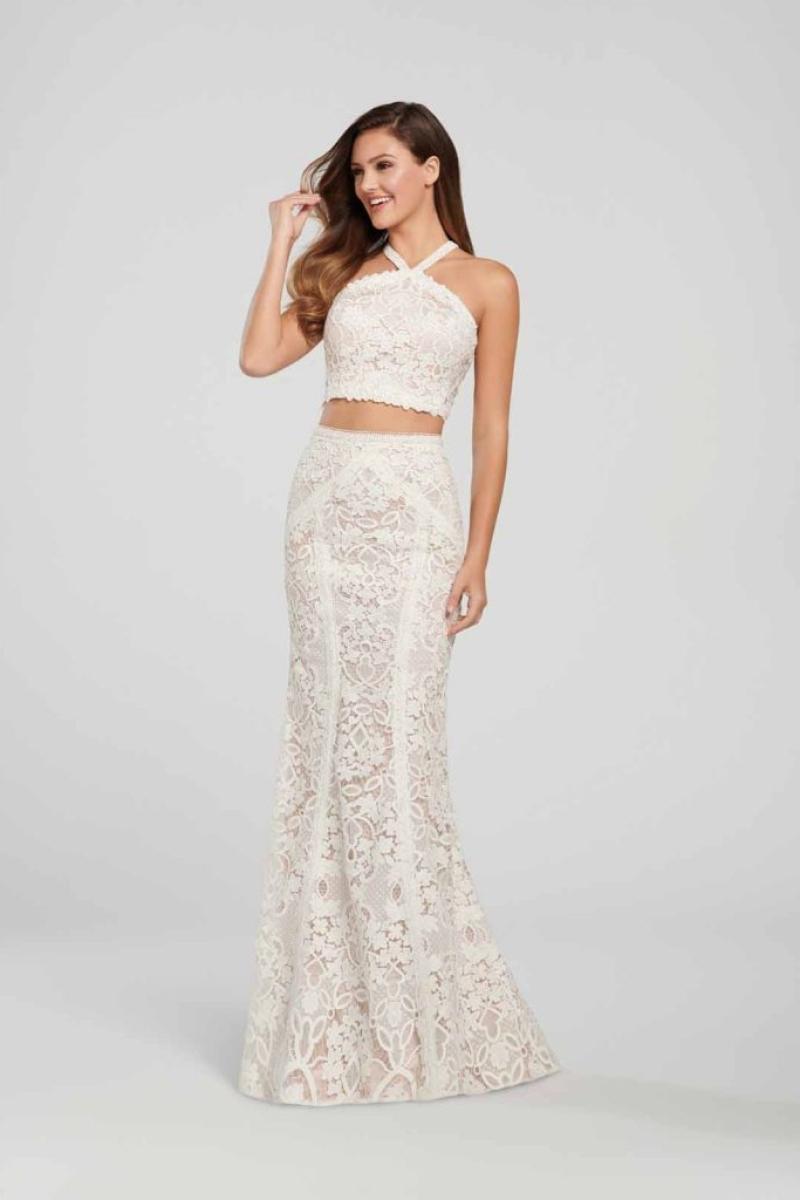 Vestido de noiva – Cropped