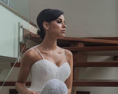 Ensaio vestido de noiva em Paraty