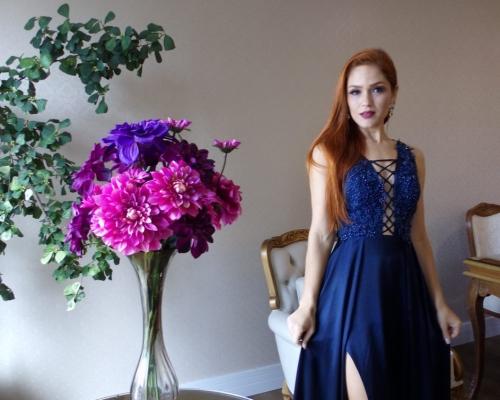 Inspiração para vestido de festa