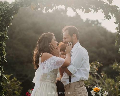 Casamento a dois | Elopement Wedding – Marcelle & Cristian
