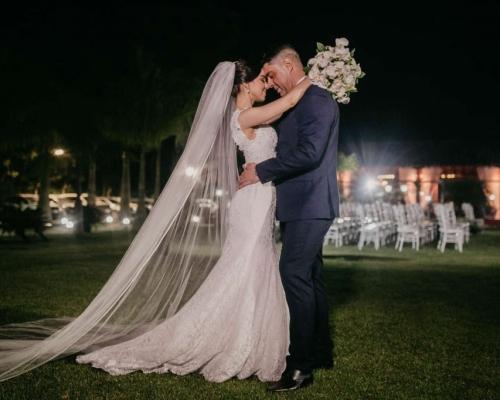 Casamento com muita emoção, amor e alegria | Aline & Vagner