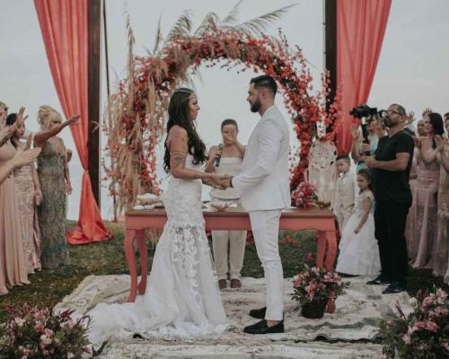 Casamento inesquecível | Monique & Diego