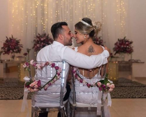 Casamento descontraído e cheio de estilo | Priscila & Rafael