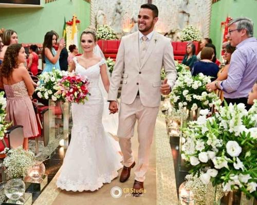 Casamento de cinema! | Ana Paula e Marcos