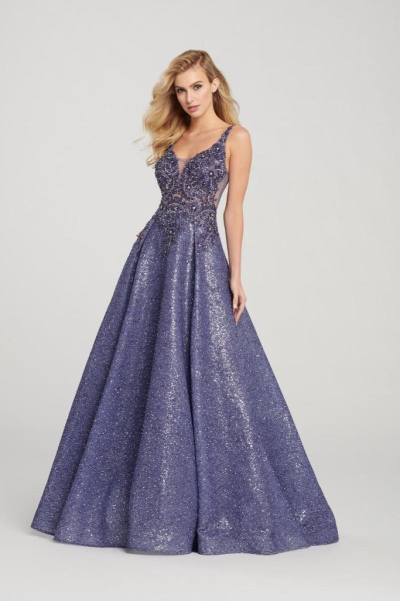 Vestido de Debutante Slate