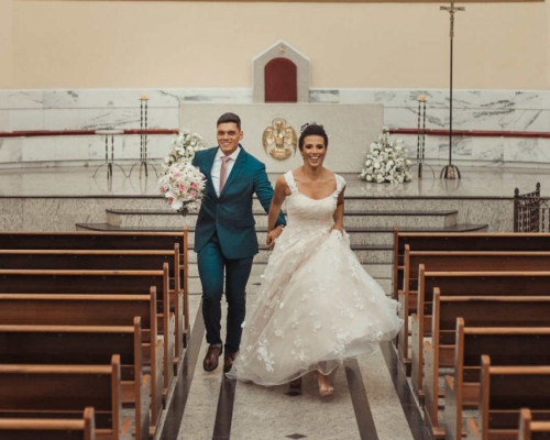 Casamento em grande estilo | Elaine & Thiago