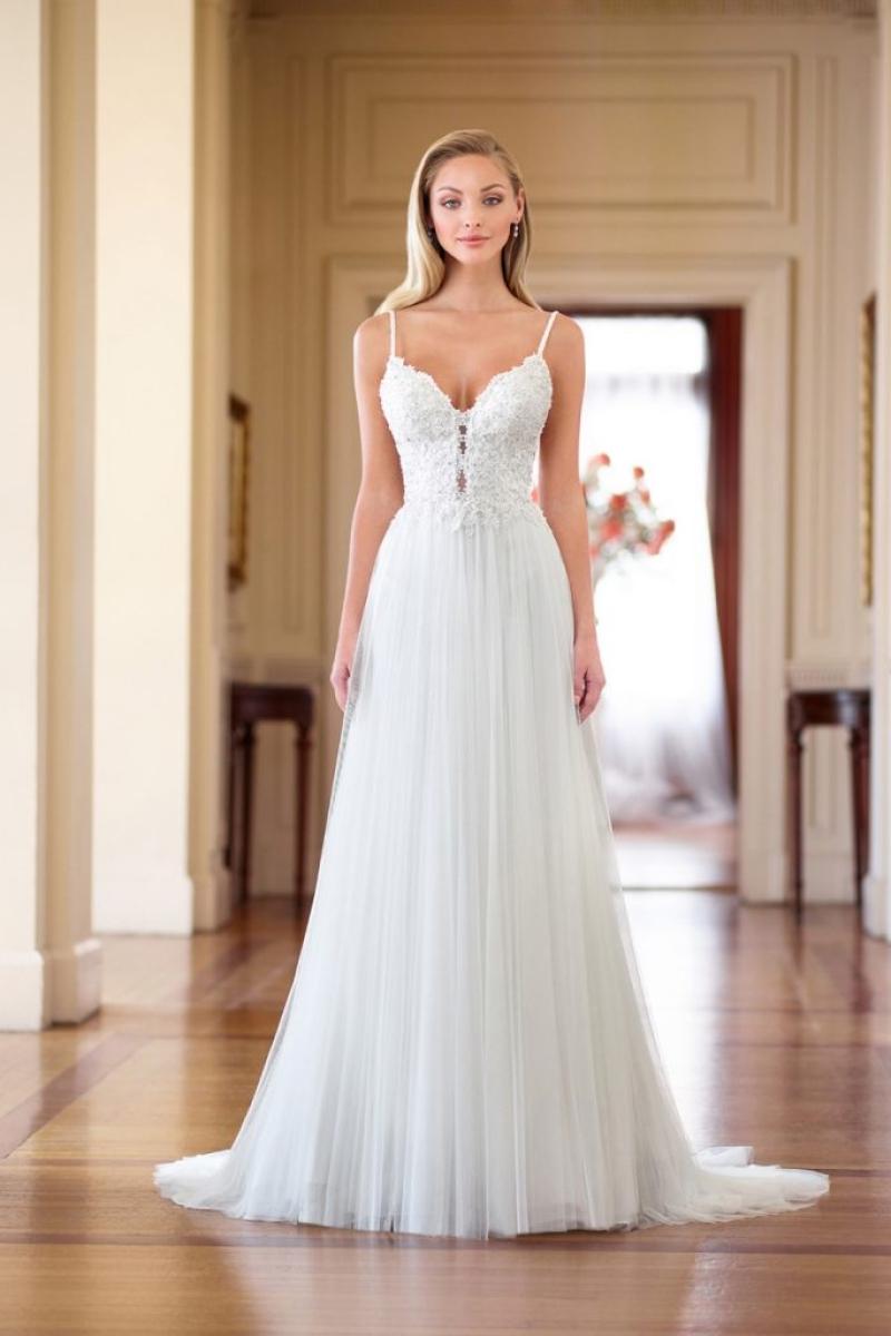 Vestido de Noiva Mon Cheri